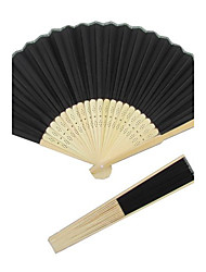 cheap -Bachelorette Silk Hand Fan Ladies Night Out Essentials Beter Gifts® Party Favors Supplies