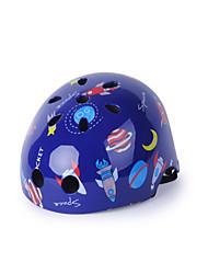 Недорогие -Шлем для скейтбординга Детские шлем CE Сертификация Регулируется Горные Город Ультралегкий (UL) Молодежный для Горные велосипеды