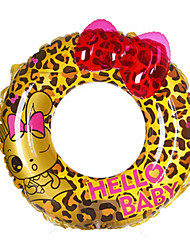 cheap -Inflatable Pool Float Swim Rings Toys Toys Circular Duck Butterfly Boys' Girls' Pieces
