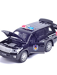 Pull Back Vehicles Toy Cars Construction Vehicle Police car Toys Duck Car ABS Metal Alloy Pieces Unisex Boys Gift