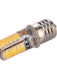 3W E17 Luci LED Bi-pin T 40 leds SMD 5730 Decorativo Bianco caldo Luce fredda 200-300lm 2800-3200/6000-6500K AC110 AC220V