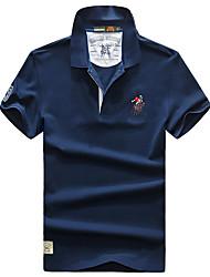 Homme Tee-shirt de Randonnée Séchage rapide Respirable Tee-shirt Hauts/Top pour Eté M L XL XXL XXXL