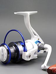 economico -Mulinelli da pesca Mulinelli per spinning 5.2:1 12 Cuscinetti a sfera Intercambiabile Pesca di mare-GF6000