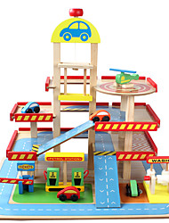 Pretend Play Educational Toy Parking Garage Toy Sets Toy Cars Toys Toys Castle 1 Pieces Kid's Gift