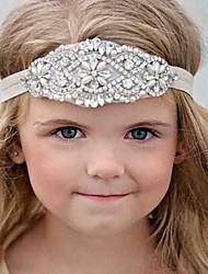 Girls European And American Popular Hair Accessories With High Quality Diamond Star Flower Hair Band (Hair Band Color Random)