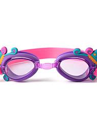 Winmax 2017 nova chegada bonito ajustável anti névoa óculos de natação para chirldren