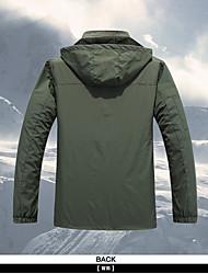 Per uomo Giubbino da escursione Antivento Pantalone/Sovrapantaloni Pantaloni per Campeggio e hiking Caccia Scalate Sport da neve Da