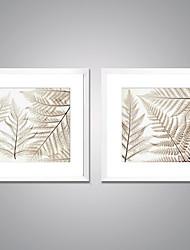 baratos -Lonas Estampadas com Moldura Vida Imóvel Lazer Modern Realismo,2 Painéis Tela Estampado Decoração de Parede For Decoração para casa