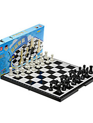 cheap -Board Game Chess Game Chess Toys Magnetic Circular Duck Plastic Pieces Unisex Gift