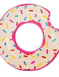 economico -Gonfiabile galleggiante Pool Donut Pool Float Nuotare gli anelli Giocattoli Circolare Anatra Per uomo Per donna Pezzi