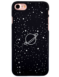 Per iPhone 8 iPhone 8 Plus Custodie cover Fantasia/disegno Custodia posteriore Custodia Cielo Paesaggi Resistente PC per Apple iPhone 8