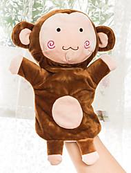 Stuffed Toys Bonecas Fantoche de Dedo Jogos de paternidade Brinquedos Animal Animais Crianças 1 Peças