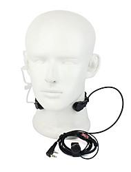 economico -365 accessori PTT gola mic microfono auricolari cuffie walkie talkie universale