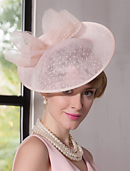 Flax Lace Fascinators Hats Headpiece Classical Feminine Style