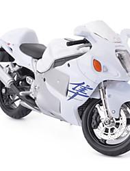 Недорогие -Машинки с инерционным механизмом Мотоспорт Игрушки Мотоспорт Металл Куски Универсальные Подарок