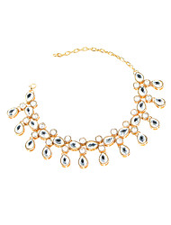 cheap -Women's Anklet/Bracelet Crystal Fashion Drop Women's Jewelry For Daily Casual 1pc