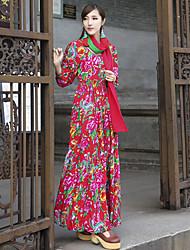 assinar a nordeste de dora 2017 nova primavera flor grande xin zhang mesma cor do vestido folhas