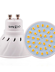 abordables -3W 200-300lm GU10 GU5.3(MR16) E26 / E27 Focos LED 36 Cuentas LED SMD 2835 Decorativa Blanco Cálido Blanco Fresco Blanco Natural 110-220V