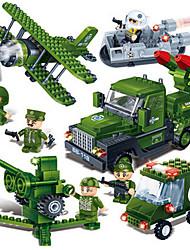 Stavební bloky Hračky Hračky Romantické 503 Pieces Narozeniny Dárek