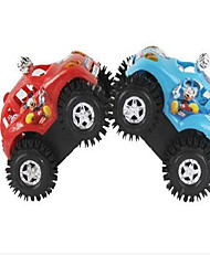 Vehicle Playsets Toy Cars SUV Toys Car PVC Pieces Kid's Children's Gift