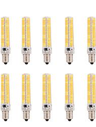 5W E14 E12 E17 E11 LED Mais-Birnen T 136 SMD 5730 400 lm Warmes Weiß Kühles Weiß 2700-3200   6000-6500 K Abblendbar Dekorativ AC 220-240