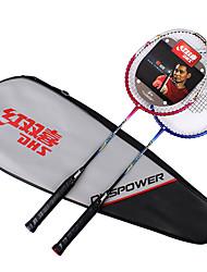 Raquetes para Badminton Durável Um Par para