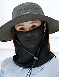 Women 's Summer Outdoor Sunscreen Protection Neck Face Masks of Mountain Biking Anti-fog Haze Fishing Sun Hat