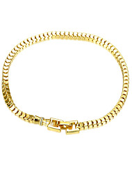 cheap -Women's Crystal Chain Bracelet - Gold Plated Friends Vintage, Fashion Bracelet Gold For Christmas Gifts / Wedding / Party