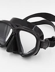 Maschere subacquee Sub e immersioni Vetro Silicone