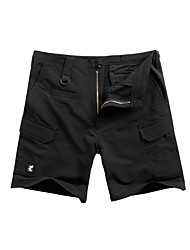 Per uomo Per donna Unisex Compatto Camouflage Pantaloncini /Cosciali Pantaloni per Caccia Nero Marrone Grigio chiaro Verde S M L XL