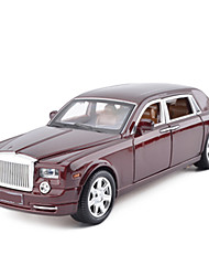 cheap -Die-Cast Vehicles Pull Back Vehicles Toy Cars Farm Vehicle Toys Car Metal Alloy Metal Pieces Boys Unisex Gift