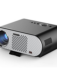 GP90 LCD Home Theater Projector WXGA (1280x800)ProjectorsLED 3200(Random Delivery)