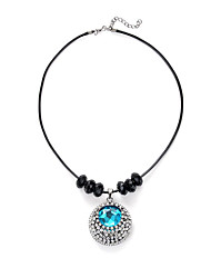 The Latest European And American Fashion Exaggerated Pendant Necklace