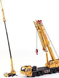 levne -KDW Hračky Stavební stroj Hračky Bagr Hračky Plastický Kov 1 Pieces Dětské Dárek