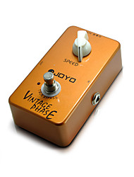 JOYO JF-06 Vintage Phase Phaser Guitarra Guitar Effect Pedal True Bypass for Musical Instrument