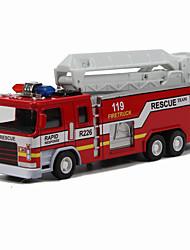Недорогие -Пожарная машина Пожарные машины Игрушки Подарок / Металл