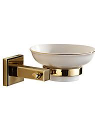 abordables -Savon Vaisselle et supports Moderne Laiton 1 pièce - Bain d'hôtel