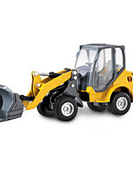 Spielzeugautos Spielzeuge Lastwagen Baustellenfahrzeuge Spielzeuge Ente LKW Aushebemaschinen Metalllegierung Metal 1 Stücke Unisex
