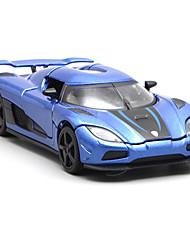 Aufziehbare Fahrzeuge Spielzeugautos Rennauto Spielzeuge Auto Metalllegierung Metal 1 Stücke Geschenk