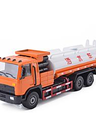 Недорогие -Грузовик Автоцистерна для полива Игрушечные грузовики и строительная техника Игрушечные машинки Машинки с инерционным механизмом 1:50