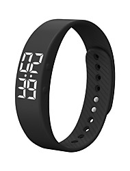 cheap -Smart Bracelet Water Resistant / Water Proof Calories Burned Pedometers Distance Tracking Long Standby Activity Tracker Timer Find My