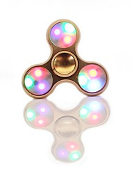 cheap -Fidget Spinner / Hand Spinner High Speed / for Killing Time / Stress and Anxiety Relief LED Spinner Metalic Classic Pieces Girls' Kid's / Adults' Gift