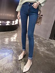 segno sottile era dei jeans sottile tratto stretti pantaloni stretch piedi pantaloni per bambini pantaloni a matita studenti