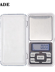 cheap -MonkeyJack 0.01g-200g Gram Mini Digital LCD Balance Weight Pocket Jewelry Diamond Scale