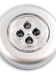 10PCS Universal Car LED Decorative Lamp 50000 Hours Lifespan LED White Decorative Lamp Reading Lamp