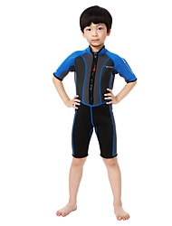 Vipas children's diving suit one-piece wet men's and women's professional diving suits in the children's sunscreen cold hidden floating clothes