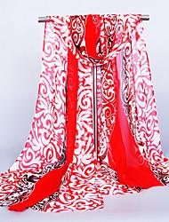 cheap -Women's Cute Silk Rectangle - Curve