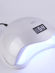 cheap -1PC Flash Baking 48W Nail Dryers UV lamp LED Lamp Nail Polish UV Gel