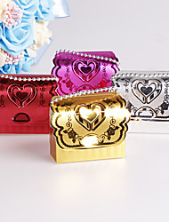 cheap -25pcs Cute Heart Candy Box Wedding Favors and Gift Party Decoration