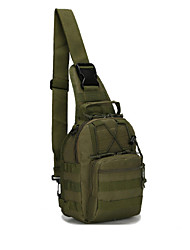 cheap -3.5L Daypack / Sling & Messenger Bag / Wallet - Waterproof, Rain-Proof, Heat Insulation Camping / Hiking, Hunting, Fishing Oxford Python